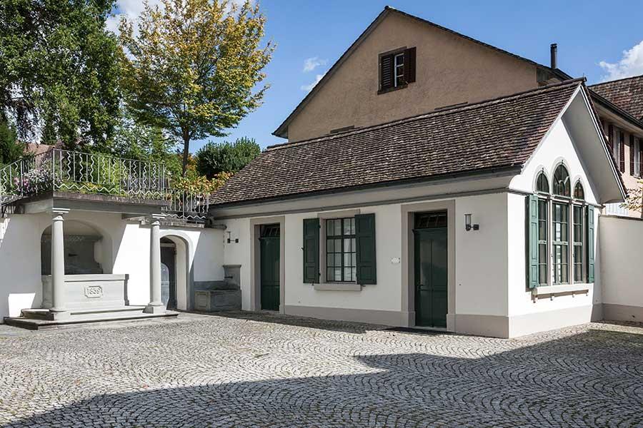 Hermann-Freudiger-Pavillon (Wöschhüsli)