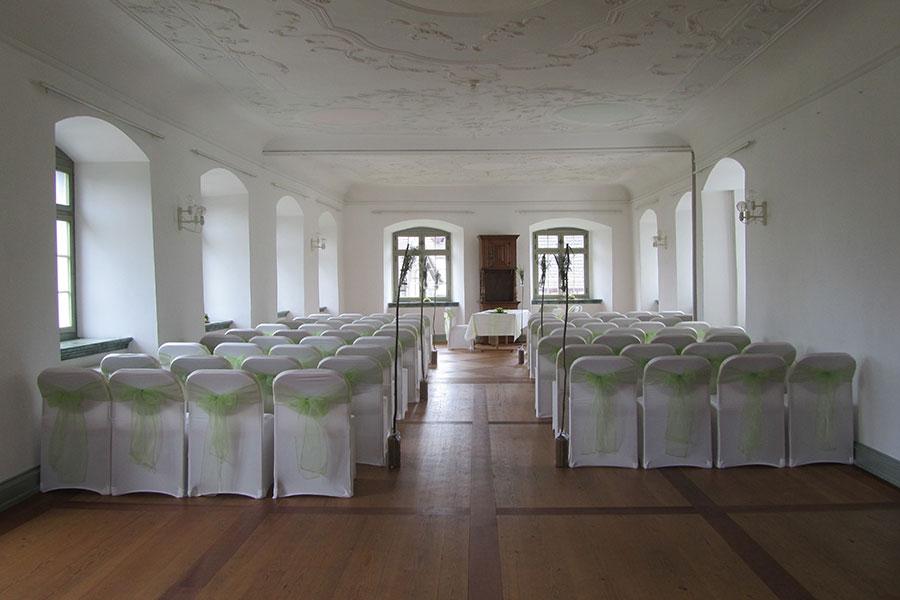 Schloss Roggwil Festsaal