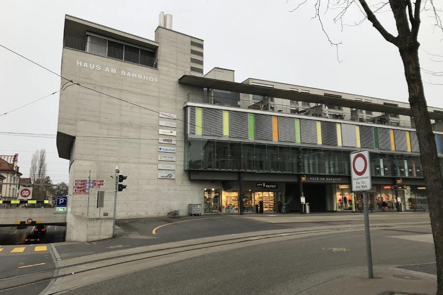 Amt für Handelsregister und Zivilstandswesen Bahnhofplatz 65 Frauenfeld